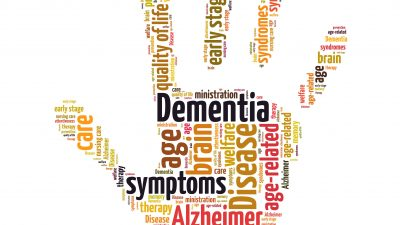 NEW DEMENTIA BOOKLET NOW AVAILABLE